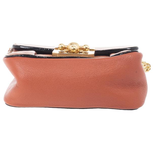 Chloe Mini Elsie Crossbody Bag