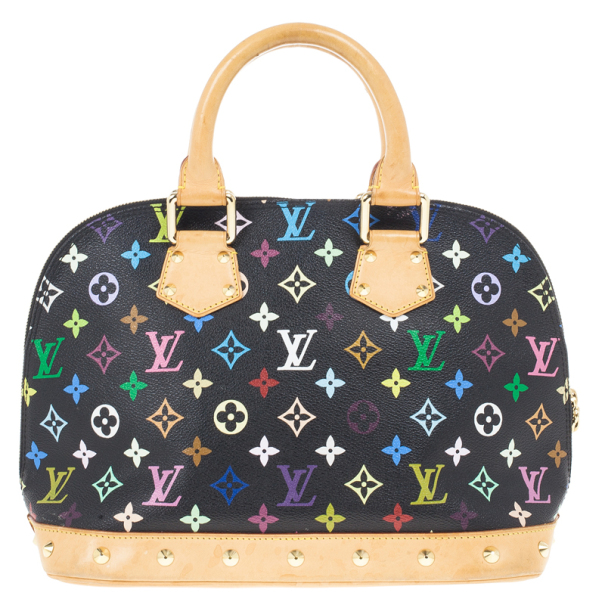 Louis Vuitton Multicolore Alma Bag