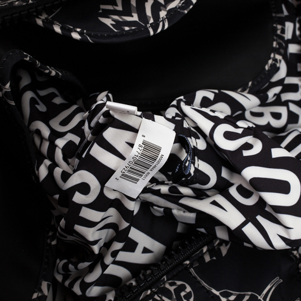 Marc by Marc Jacobs Nylon Printed Elizababy Baby Bag