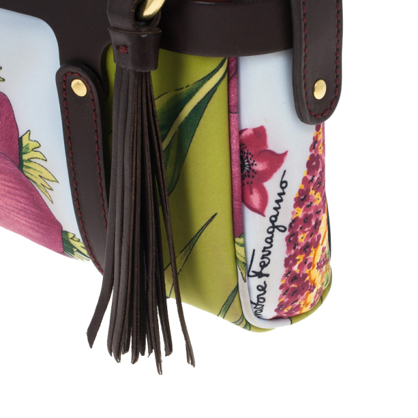 Salvatore Ferragamo Fiera Shoulder Bag