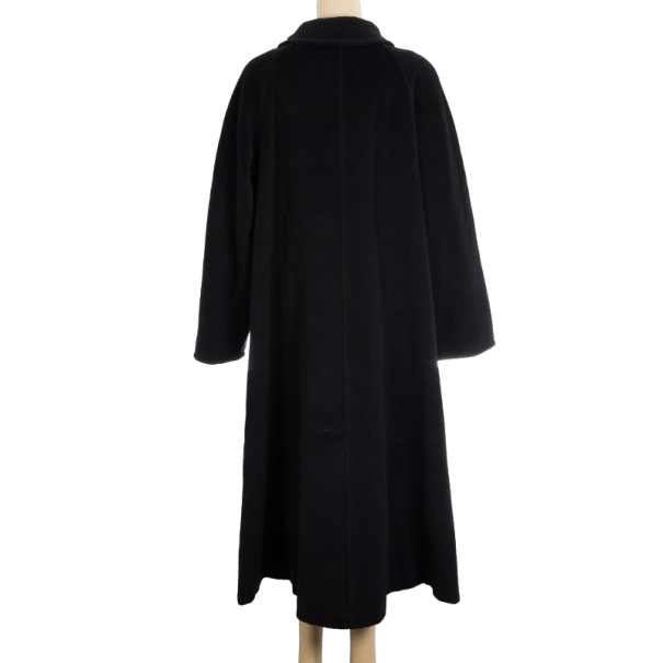 Max Mara Wool Trench Coat M
