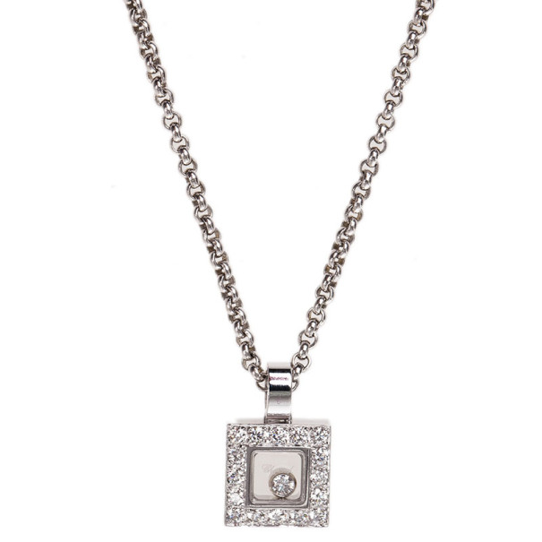Chopard happy diamonds icons 18k white gold and diamonds pendant chopard happy diamonds icons 18k white gold and diamonds pendant buy sell lc aloadofball Choice Image