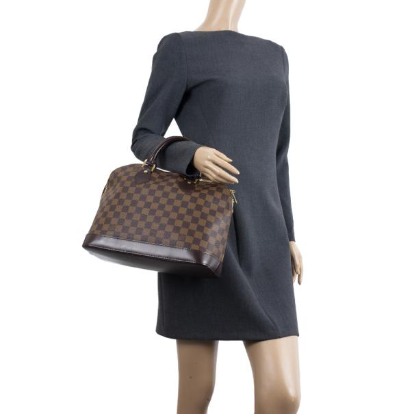 Louis Vuitton Damier Ebene Alma PM