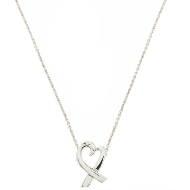 Tiffany co paloma picasso loving heart pendant buy sell lc paloma picasso loving heart pendant nextprev prevnext aloadofball Gallery
