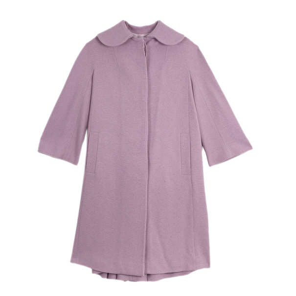 Dior Pink Trench Coat S