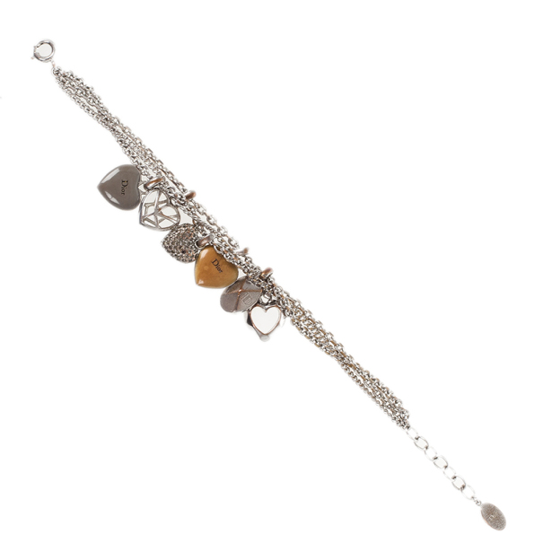 Dior Pop Hearts Bracelet 19 CM