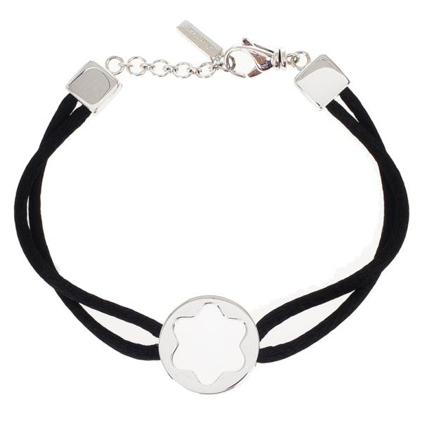 MontBlanc Silver Bracelet 21 CM