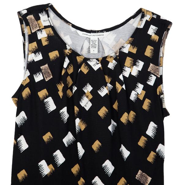 Diane Von Furstenberg Garrin Dress S