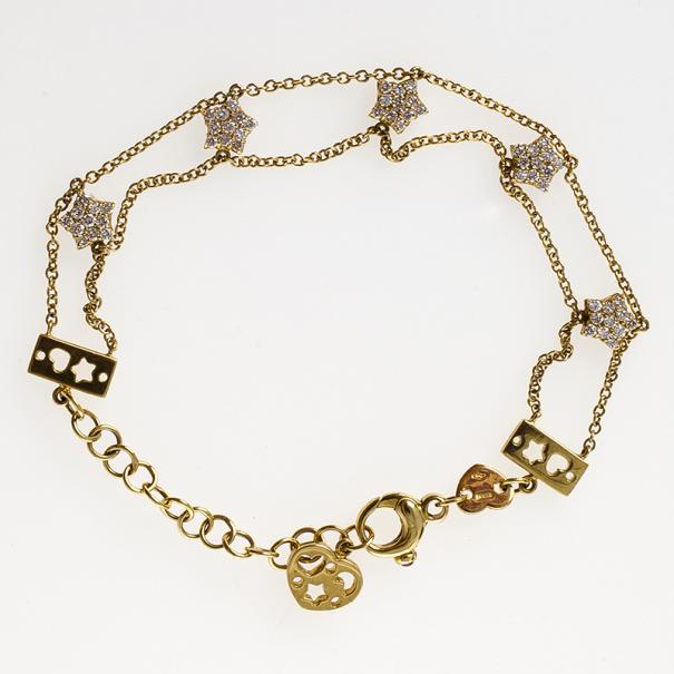 Pasquale Bruni Stars Chain Bracelet