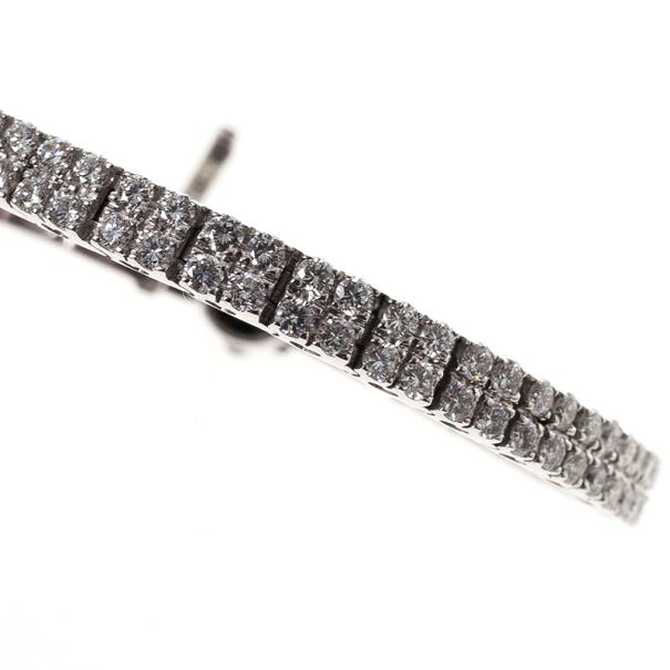 Pasquale Bruni White Diamond Bracelet