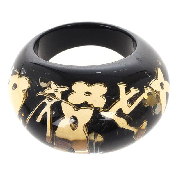 Louis Vuitton Inclusion Ring Size 57