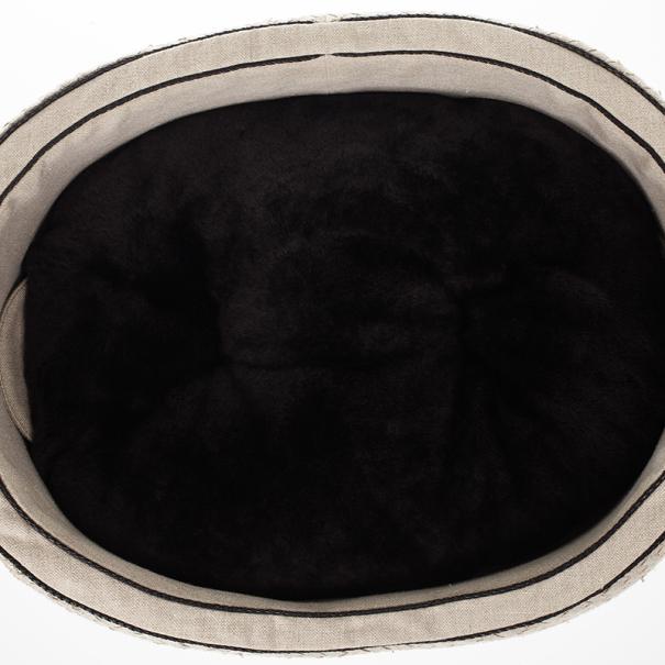 Bottega Veneta Intrecciato Linen Dog Bed