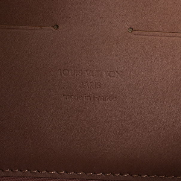 Louis Vuitton Monogram Vernis Rossmore MM Evening Bag