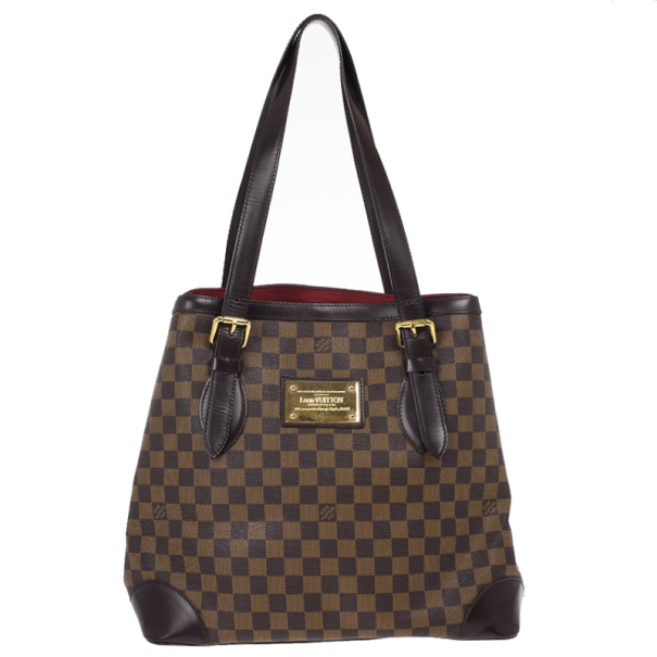 Louis Vuitton Damier Hampstead GM Tote