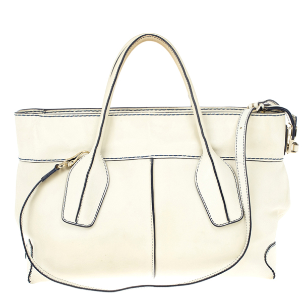 Tod's White D-Styling Bag