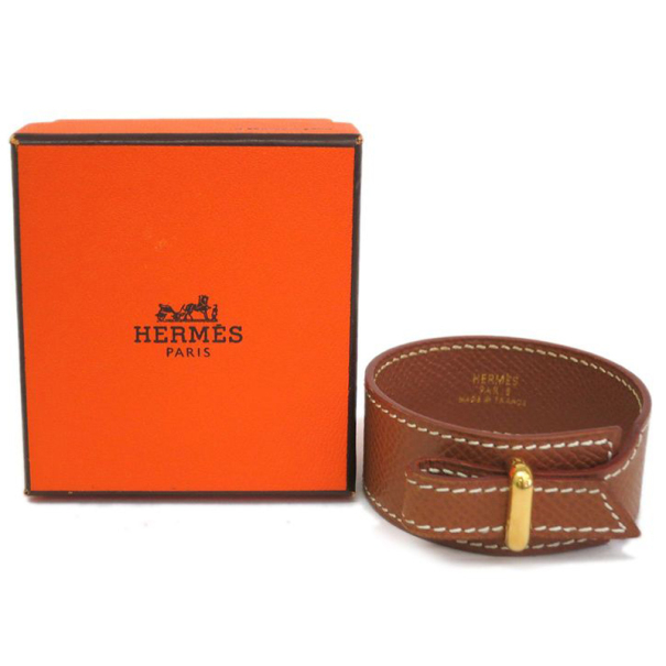 Hermes Leather Bracelet