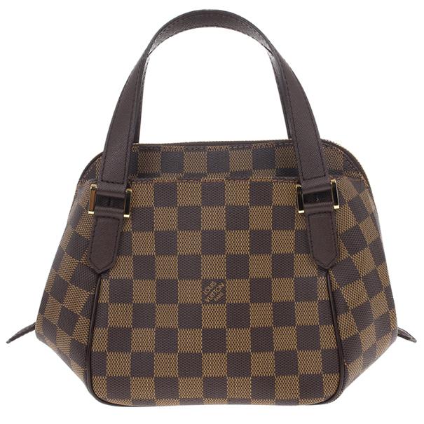 Louis Vuitton Damier Ebene Canvas Belem PM Bag