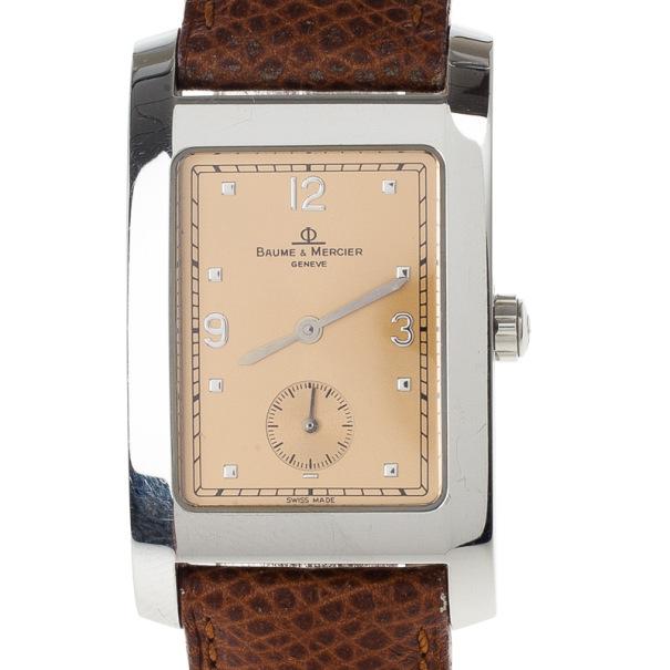 Baume & Mercier Unisex Wristwatch 24 MM
