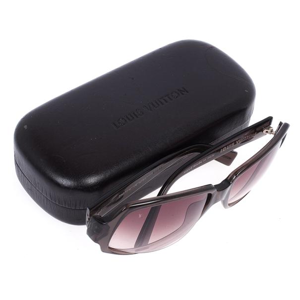 Louis Vuitton Carre Glitter Obsession Women Sunglasses