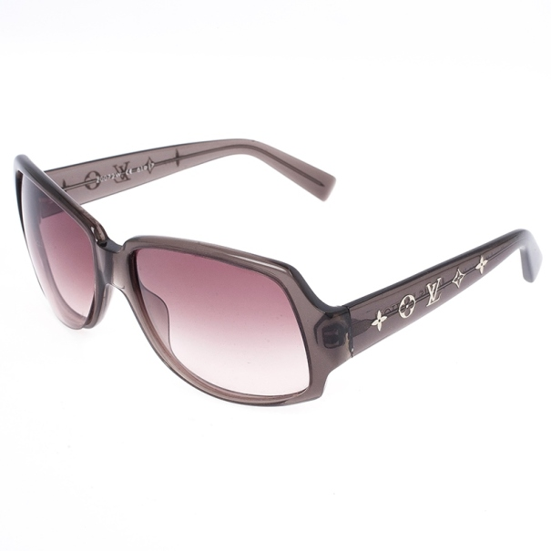 Louis Vuitton Carre Glitter Obsession Women Sunglasses