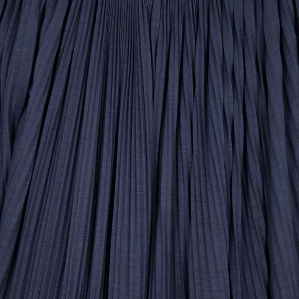 Philosophy Di Alberta Ferretti Pleated Lace Top M