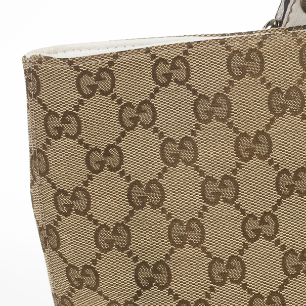 Gucci Monogram Icon Bit Tote