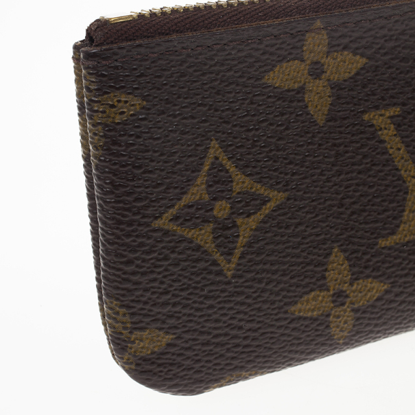 Louis Vuitton Monogram Canvas Key Pouch