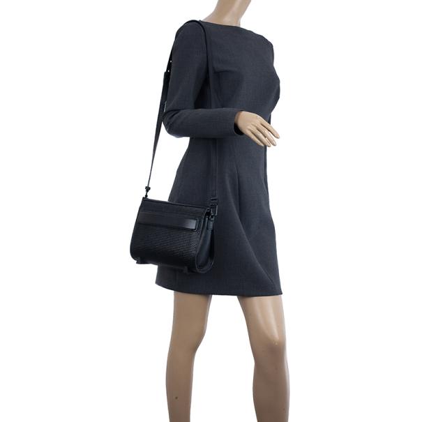 Alexander Wang Chastity Mini Leather Mesh Shoulder Bag