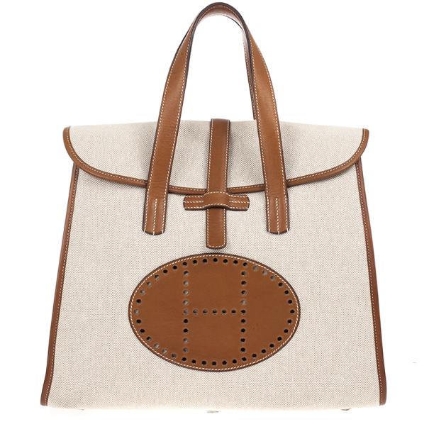 Hermes Feu2Dou Bag