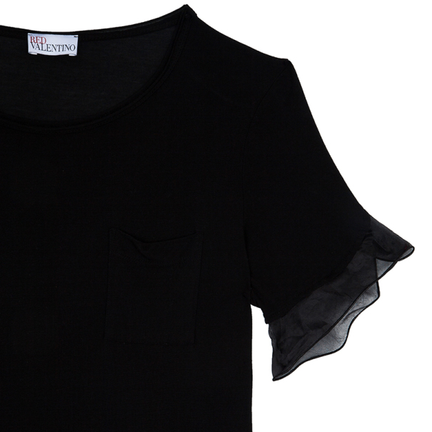 Red Valentino Ruffle Top M