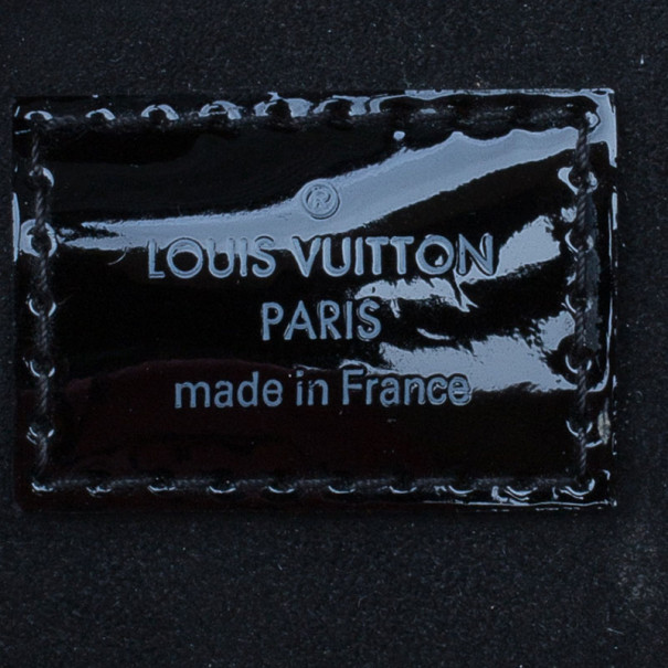 Louis Vuitton Black Epi Pont Neuf Tote GM