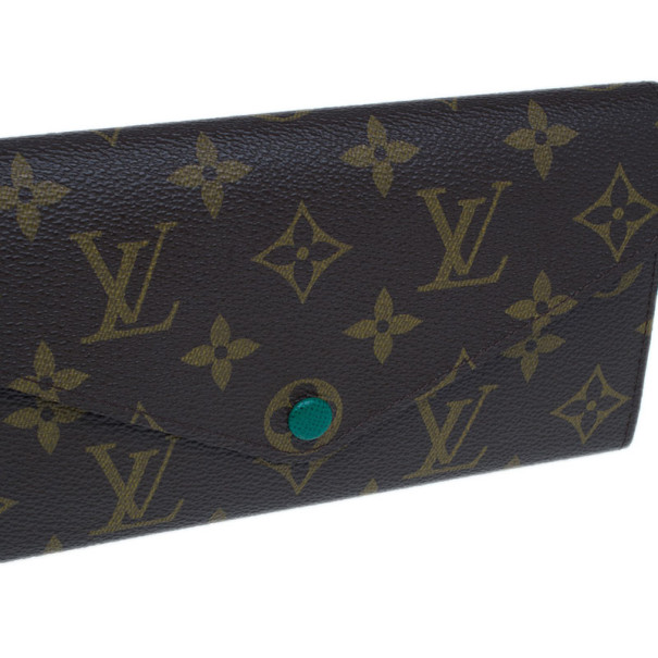 Louis Vuitton Monogram Canvas Josephine Wallet