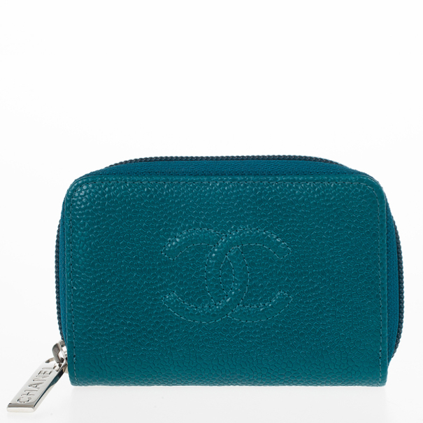 chanel zip coin purse. chanel zip coin purse