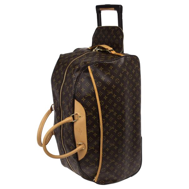 Louis Vuitton Monogram Canvas Eole 60 Rolling Luggage Bag