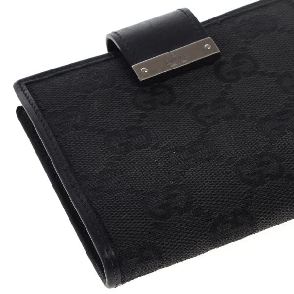 Gucci GG Original Canvas Wallet
