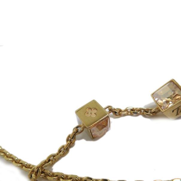 Louis Vuitton Gamble Necklace