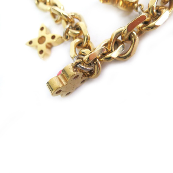 Louis Vuitton Hide and Seek Necklace