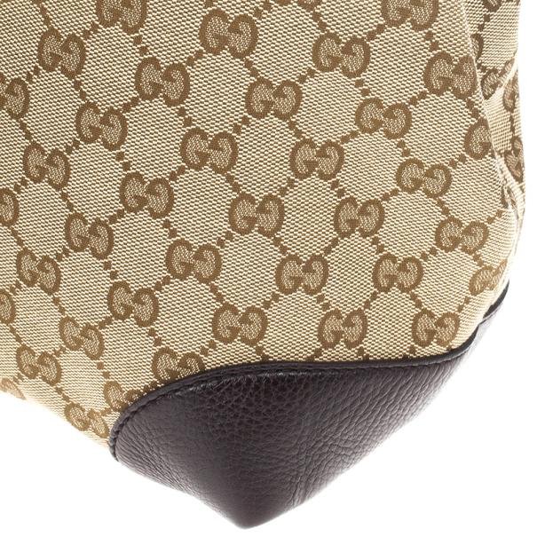 Gucci Dressage Large Tote Bag