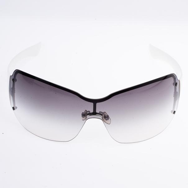 Gucci GG 1825 Rectangle Shield Women Sunglasses