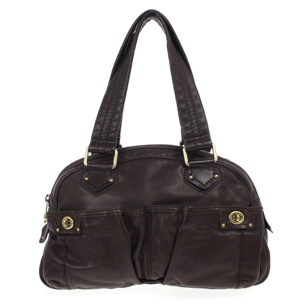 Marc Jacobs Totally Turnlock Bowler Bag