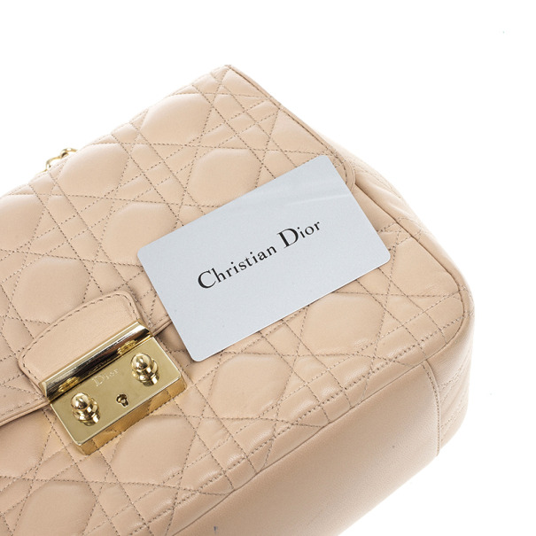 Christian Dior Miss Dior Medium Long Chain Bag