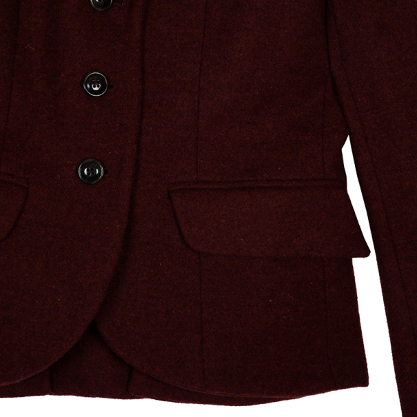 Weekend Max Mara Wool Blazer Jacket S