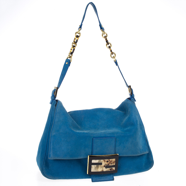 Fendi Forever Big Mamma Shoulder Bag