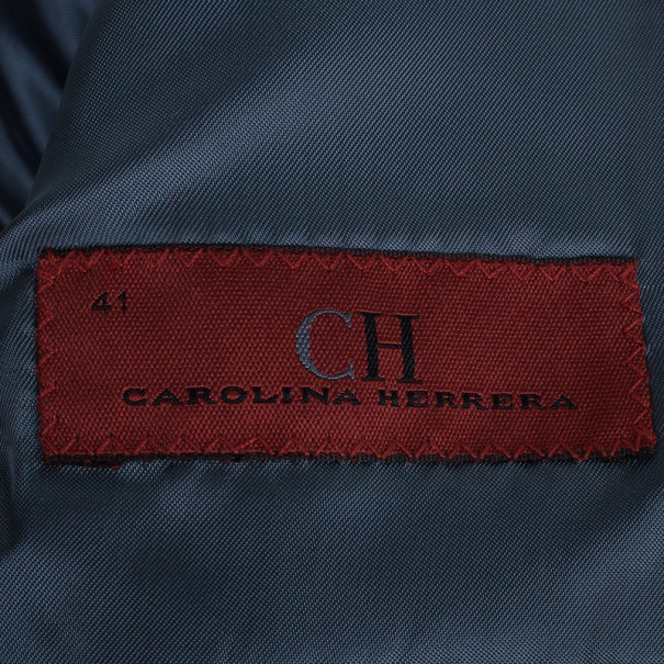 CH Carolina Herrera Beige Corduroy Men's Blazer M