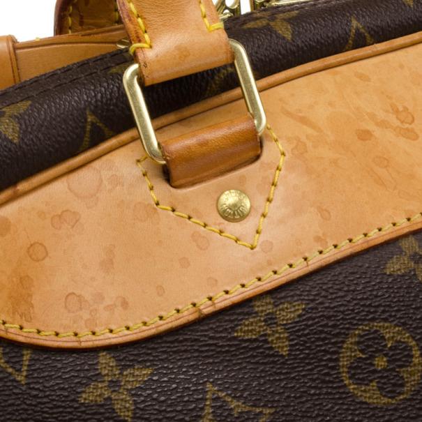 Louis Vuitton Monogram Evasion Sports Travel Bag