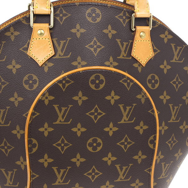 Louis Vuitton Monogram Canvas Ellipse GM Bag