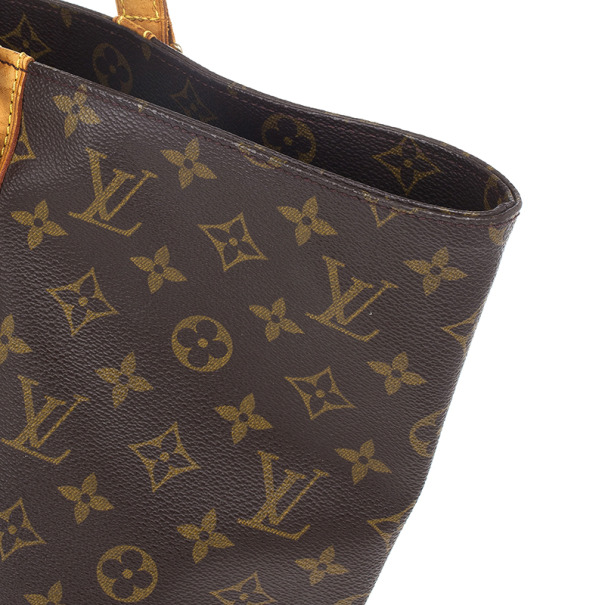 Louis Vuitton Monogram Canvas Sac Shopping Tote Bag