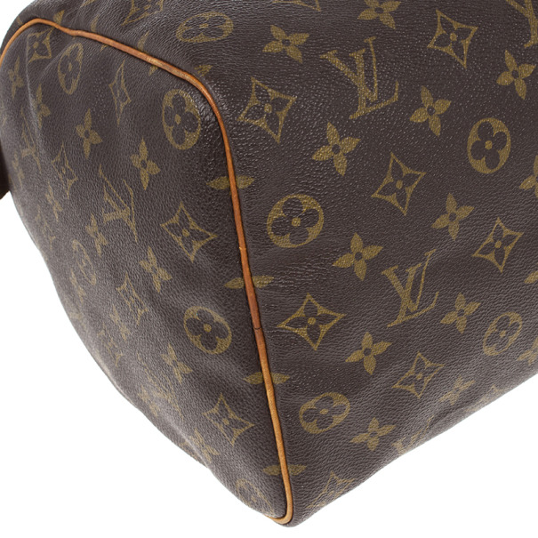 Louis Vuitton Monogram Speedy 35