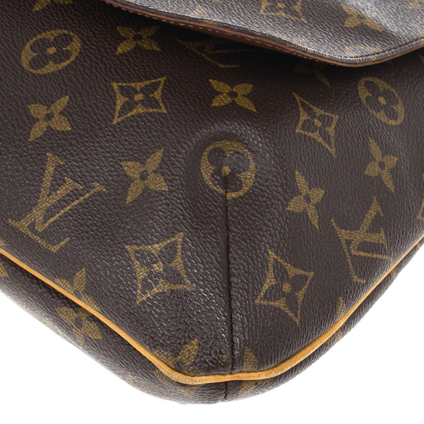 Louis Vuitton Monogram Canvas Musette Salsa GM Shoulder Bag