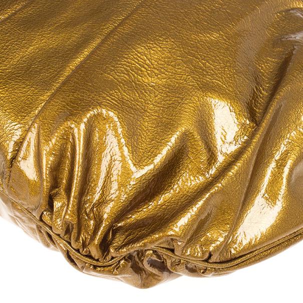 Gucci Gold Hysteria Hobo